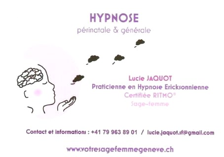 Hypnose Preparation A La Naissance